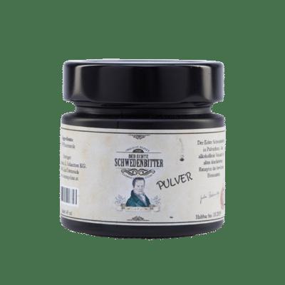 derechteschwedenbitter pulver